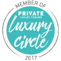 2017 PRIVATE Luxury Forums Badge