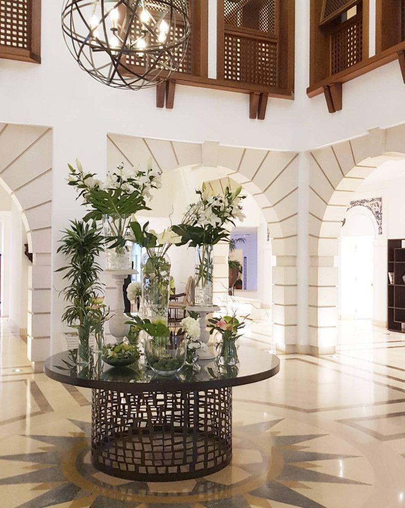patio interior Pine Cliff Resort en Algarve