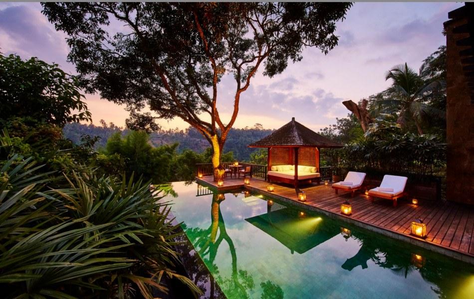 Como shambala resort de retiro y lujo