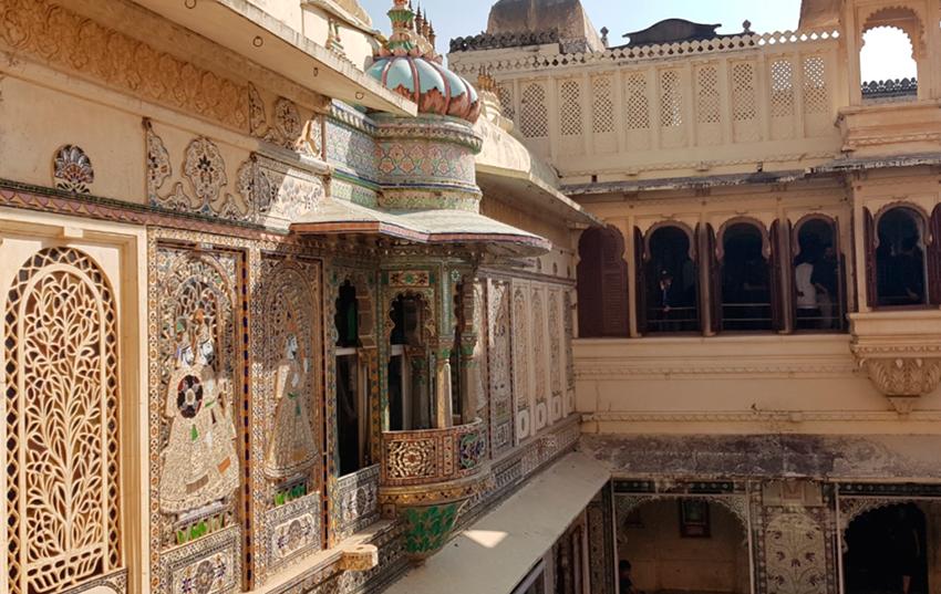 Palacio en Udaipur