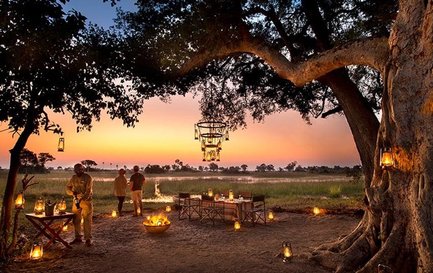 Botswana destino en julio