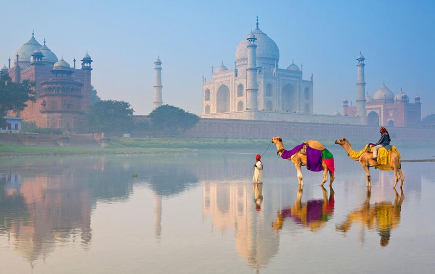 India destino de luna de miel para viajar en Noviembre