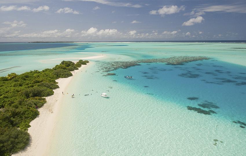 Islas Mauricio destino luna de miel en Diciembre