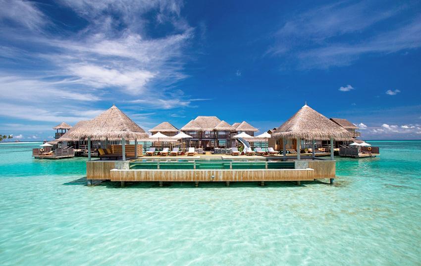 Islas Maldivas destino para tu luna de miel en Noviembre