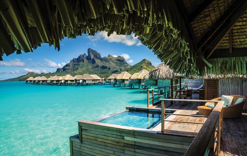 Polinesia destino viaje de novios en Setiembre