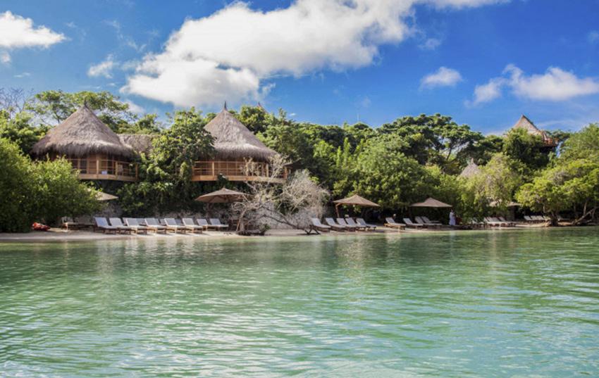 isla baru resort lujo luna de miel