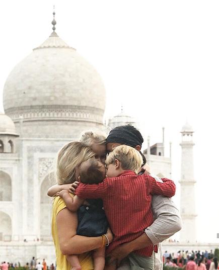 viajar con niños a Sri Lanka