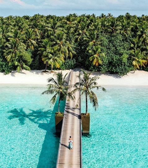 destino playa de lujo para viaje de novios