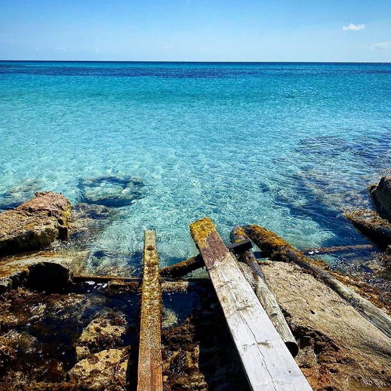 Cala en Formentera