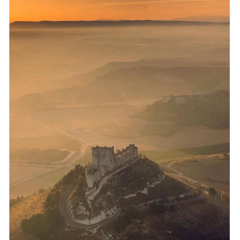 Castillo en Ribera del Duero