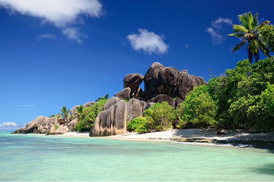 Destino lujo Islas Seychelles