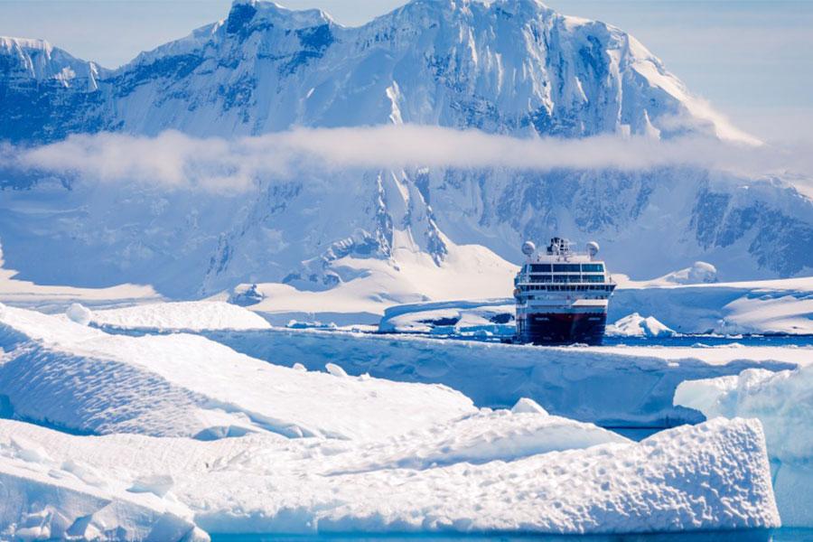 expediciones de lujo a la antartida