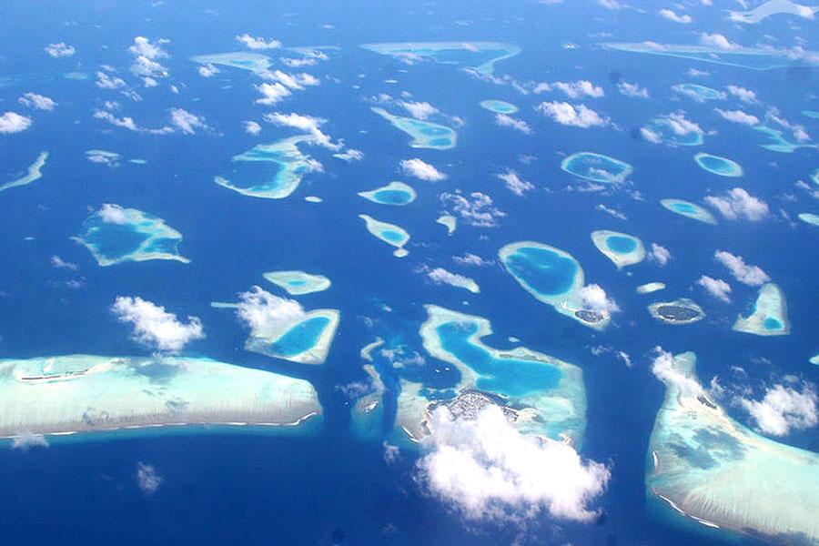 Islas maldivas destino de ensueño