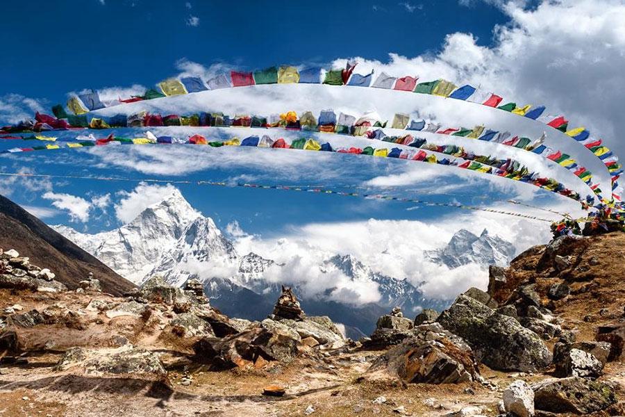 Nepal, montañismo salvaje