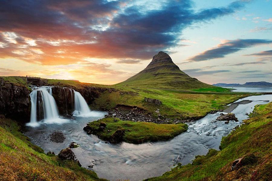 Islandia ideal para viajar en verano
