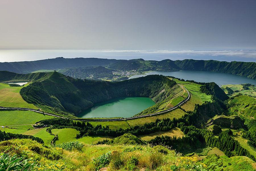 Senderismo y actividades aire libre en Islas Azores