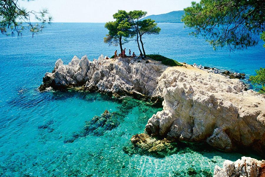 Destino naturaleza con mar: Islas Griegas