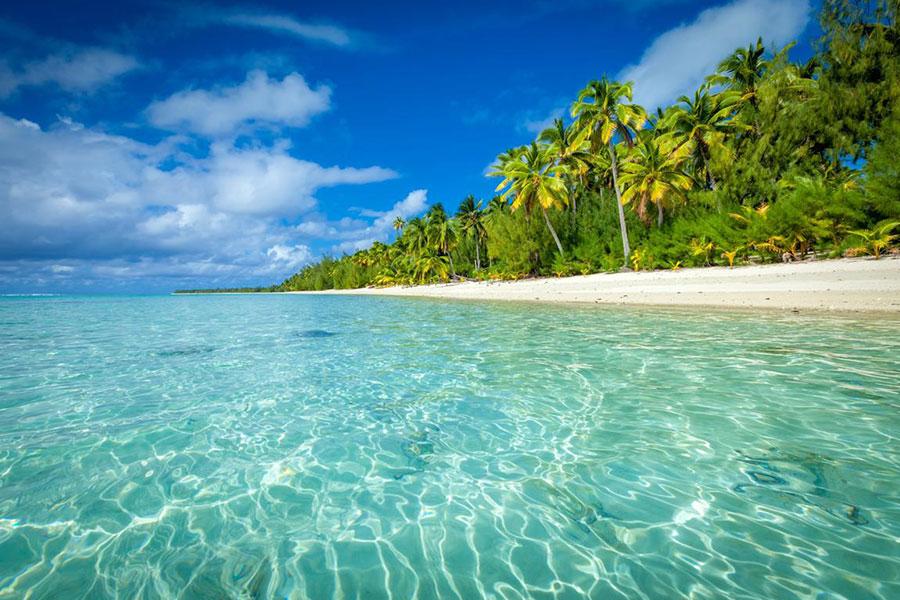 islas Cook el paraíso de destino del Pacífico