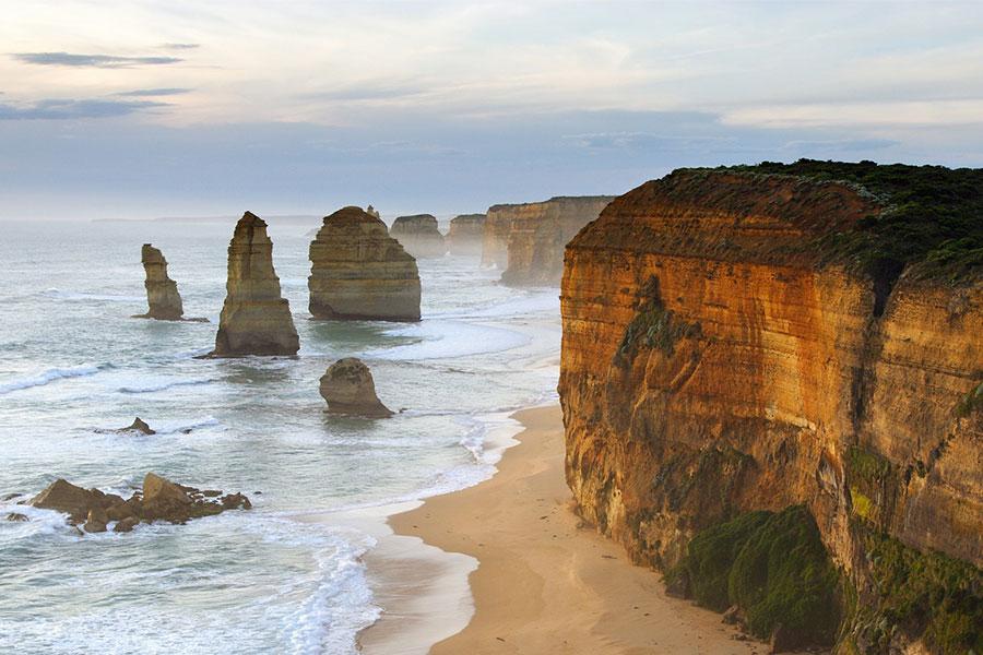 australia playas salvajes