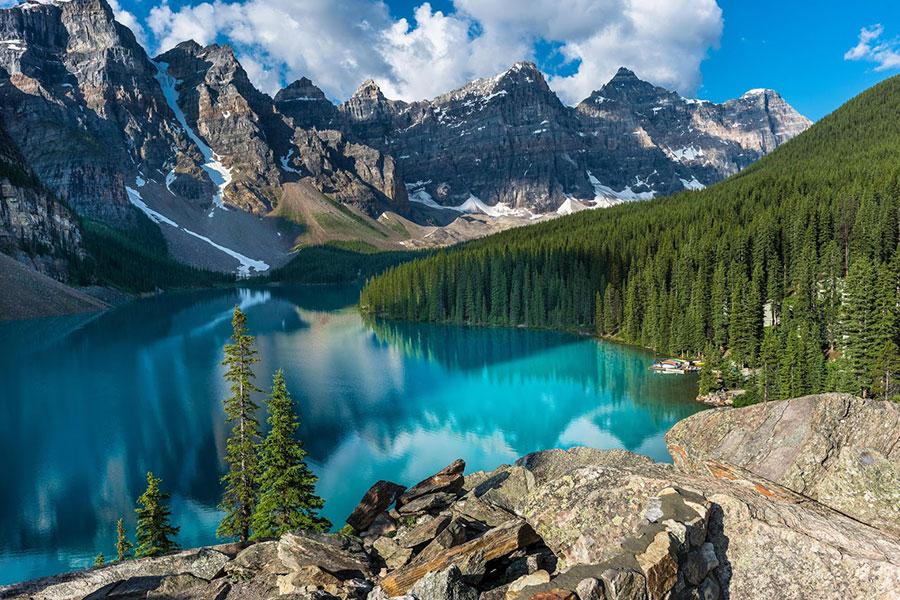 Canada, destino para viajes de novios