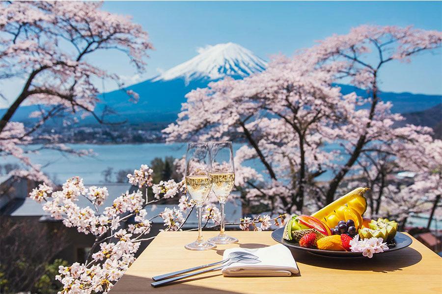Japón, destino para luna de miel