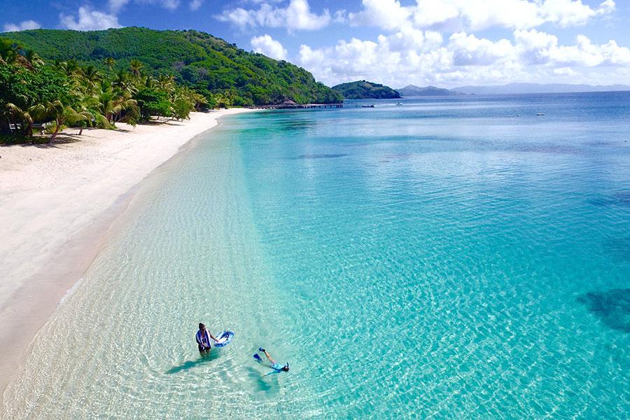 Nueva Zelanda destino viajes de novios playa