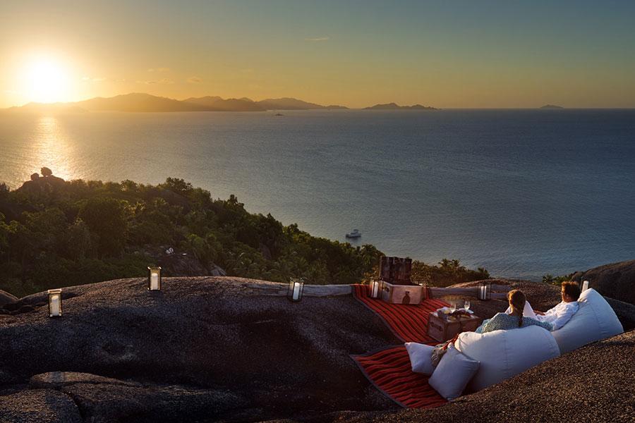 Seychelles luna de miel de lujo