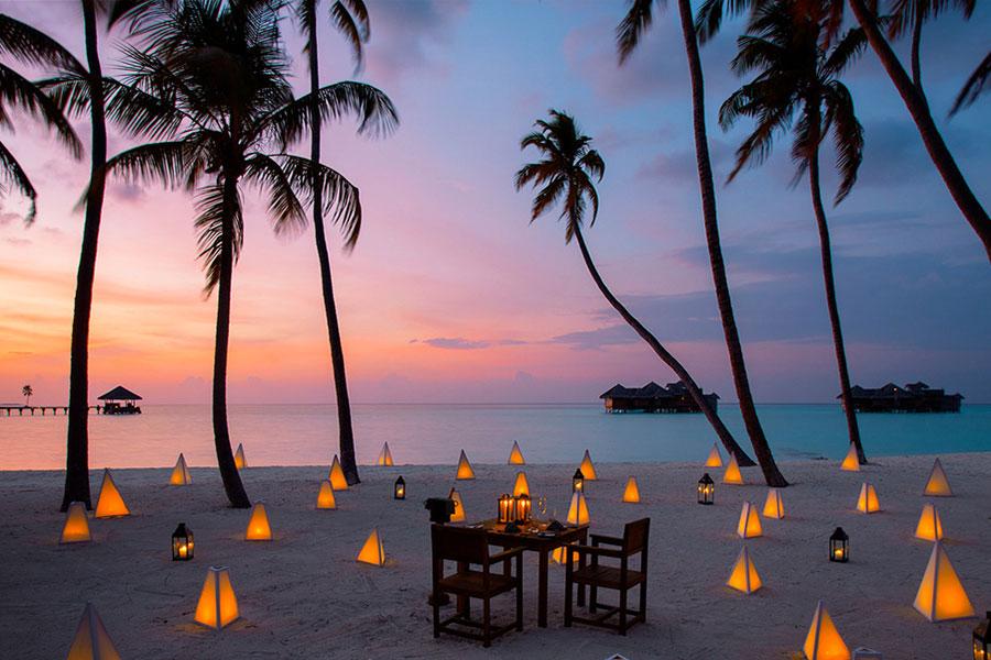Sri Lanka destino luna de miel playa