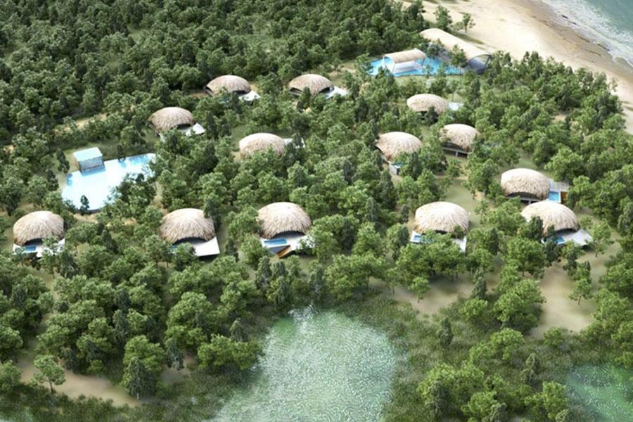 Sri Lanka destino viaje novios resort playa