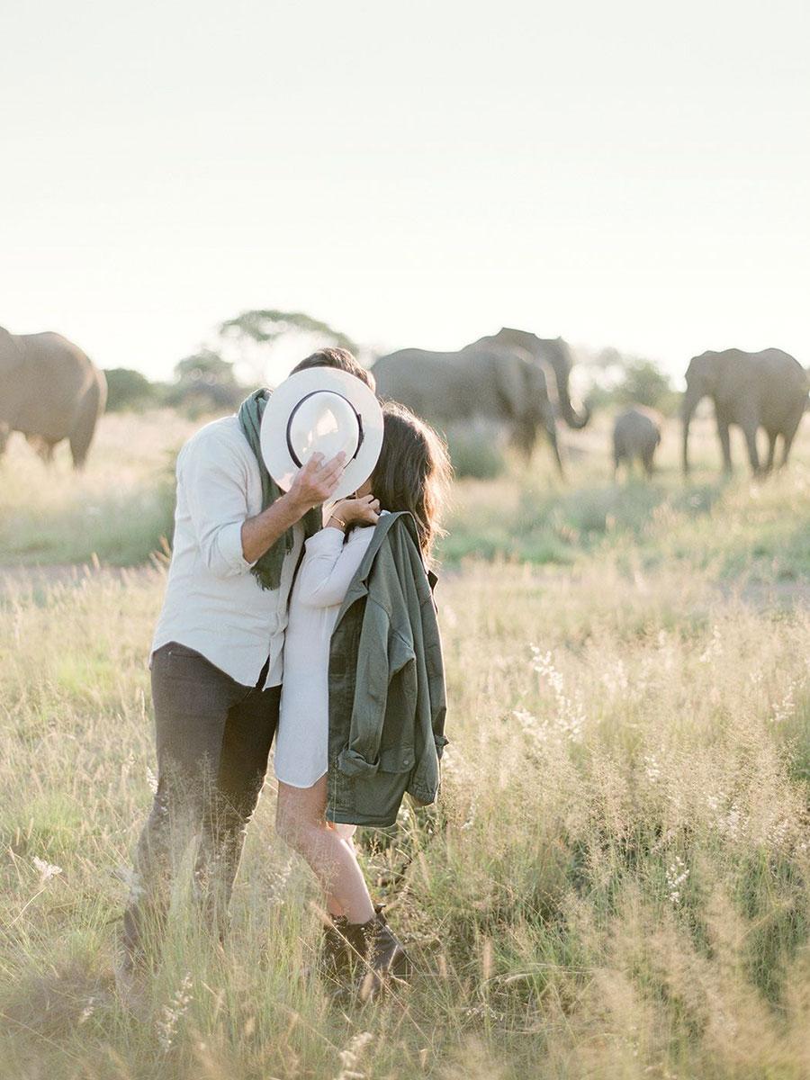 destino luna de miel Botswana y Mozambique