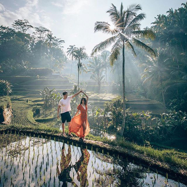 destino viaje de novios a Bali